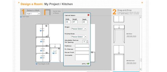 Cabinets Quick - Customer Order Designer
