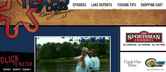 Fishing Texas Lakes