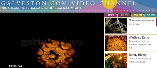 Galveston.com Video Gallery