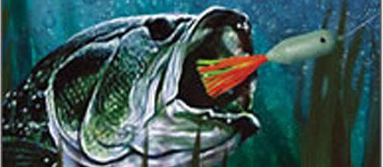 Slick Fish Lure Builder