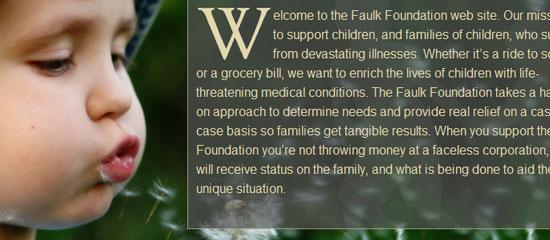 Faulk Foundation