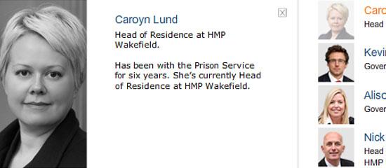 Her Majesty's Prison Service Video Gallery