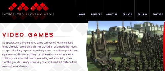 Integrated Alchemy - Website