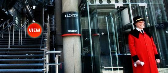Lloyd's Interactive Tour