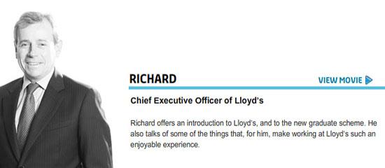 Lloyd's Employee Profiles