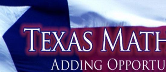Texas Math Initiative