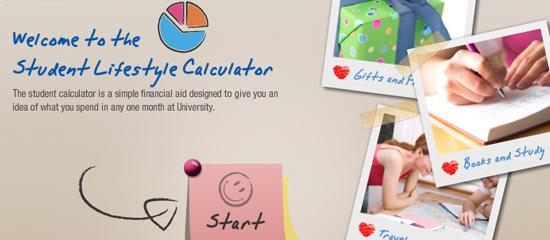 University of Greenwich - Student Calculator